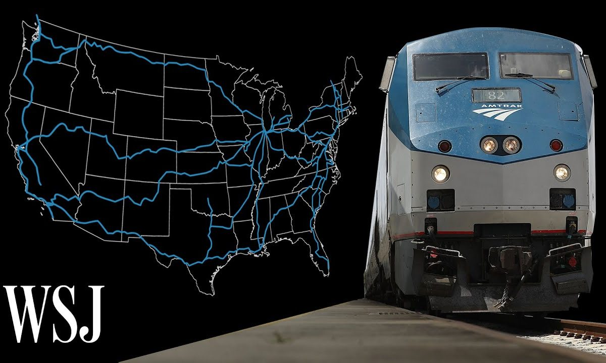Inside Amtrak's Dying Long-Distance Trains