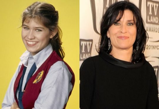 All You Need To Know About Nancy McKeon