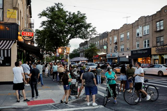 Traffic Roars Back in NYC as COVID-19 Cases Jump Elsewhere